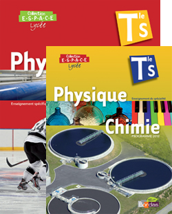 Physique-Chimie Tle S - Coll° ESPACE - 2012