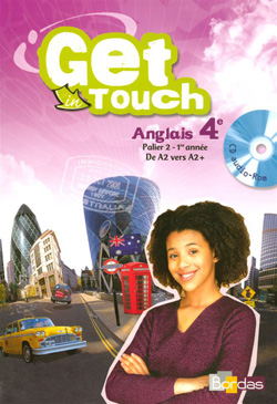 Get in Touch 4e - Anglais A2/B1 - 2008