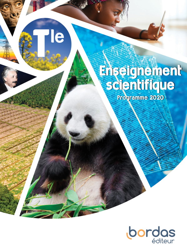 Enseignement scientifique Tle