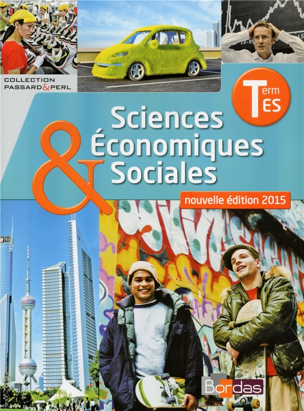 SES Tle ES - Coll° Passard & Perl - 2015