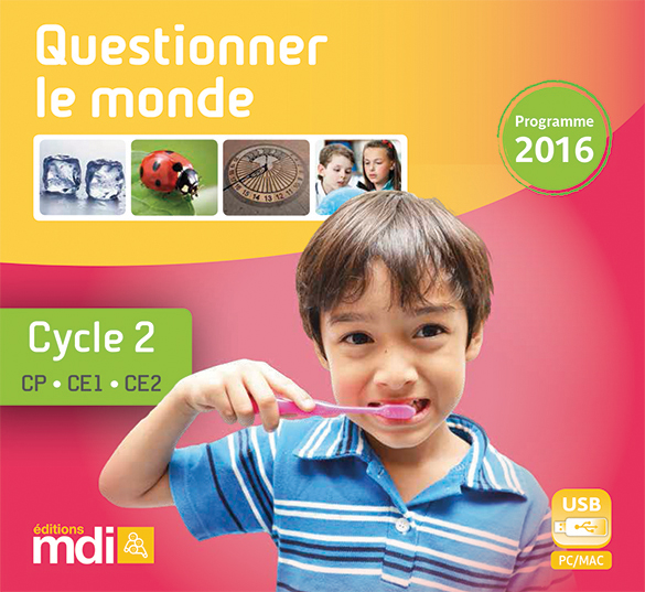 Questionner le monde Cycle 2 MDI