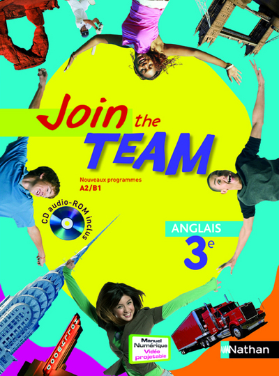 Join the team 3e - 2009