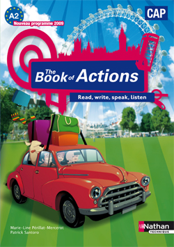 Anglais - The Book of Actions - CAP, A2