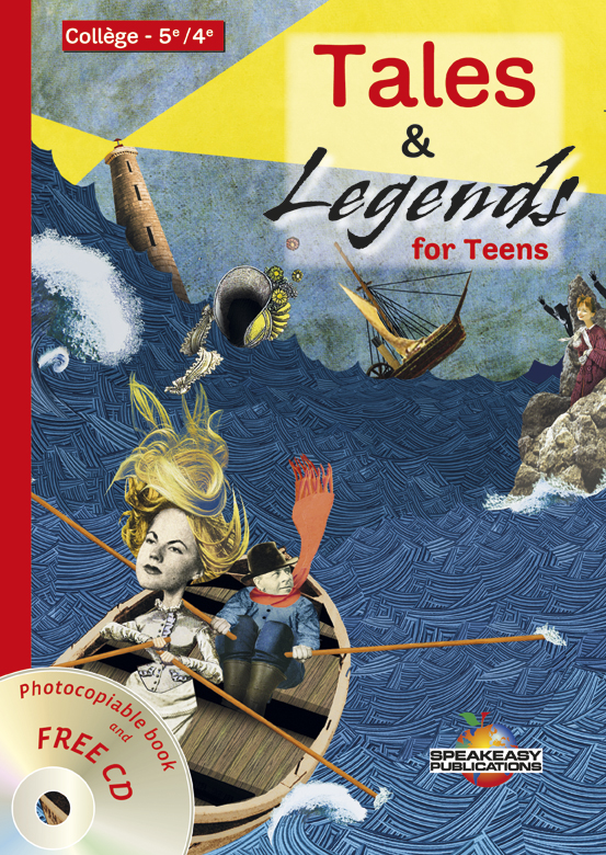 Tales and legends for teens
