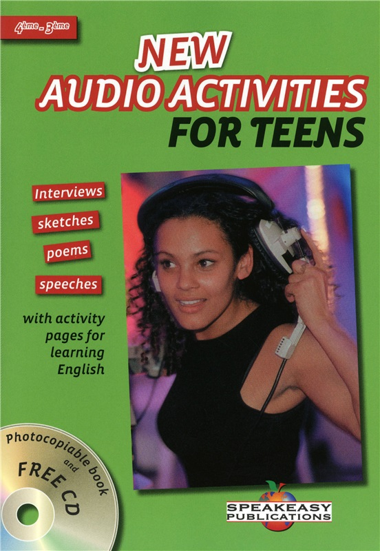 New audio activities for teens 4e/3e