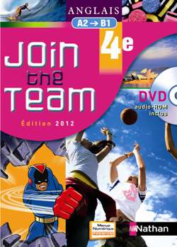 Join the Team 4e - 2012