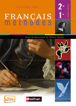 Français-méthodes 2de/1re - P. Sivan - 2011
