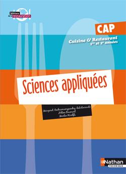 Sciences appliqu es cap cuisine et restaurant for Sciences appliquees cap cuisine