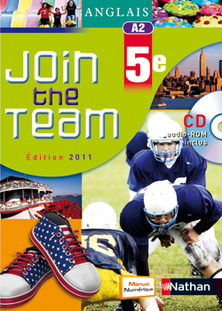 Join the Team 5e - 2011