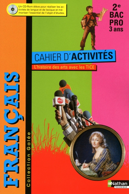 Français - Collection Galée - 2e Bac Pro