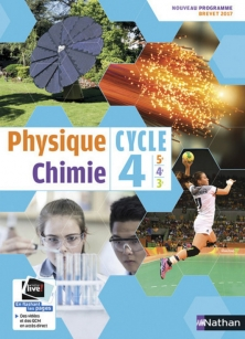 Physique-Chimie Cycle 4 - 2017