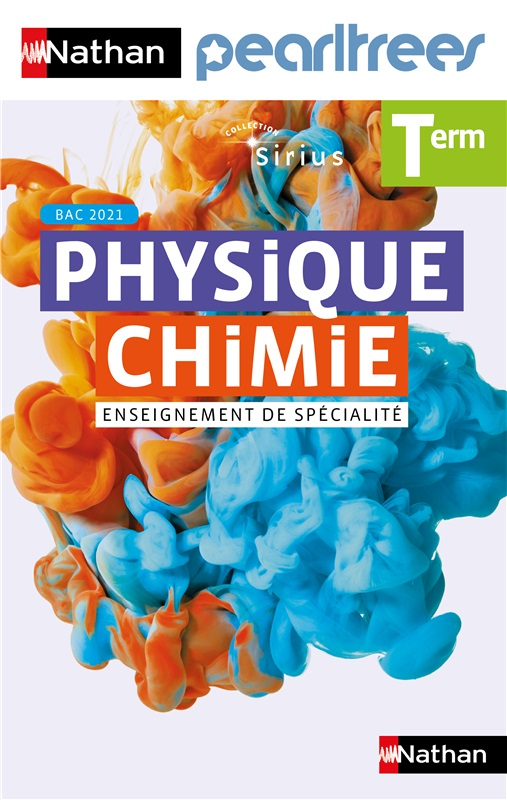Nathan/Pearltrees augmenté - Physique-Chimie Sirius Terminale