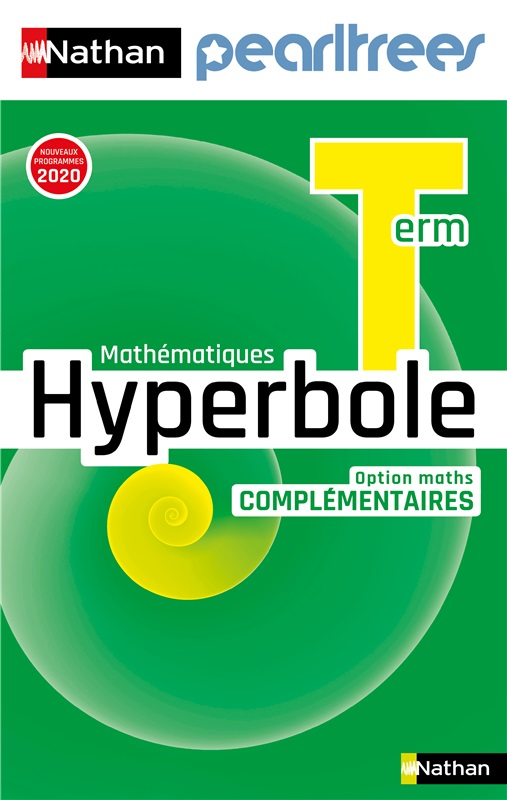 Nathan/Pearltrees - Hyperbole Terminale / Option Maths complémentaires
