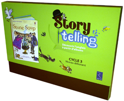 Storytelling Cycle 3 - Stone Soup
