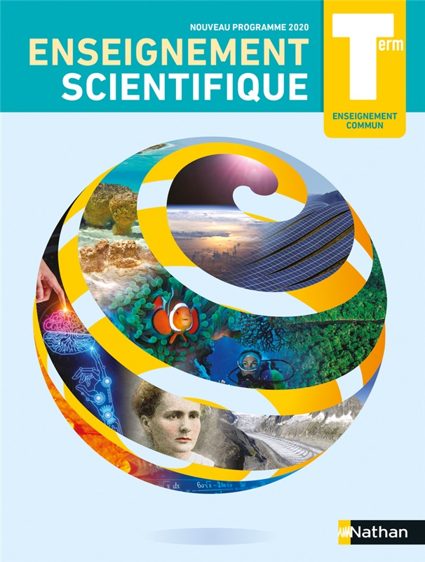 Enseignement scientifique Terminale - 2020