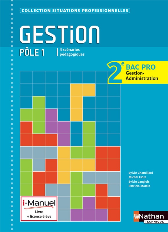 Bac Pro GA Gestion Coll. Situations professionnelles