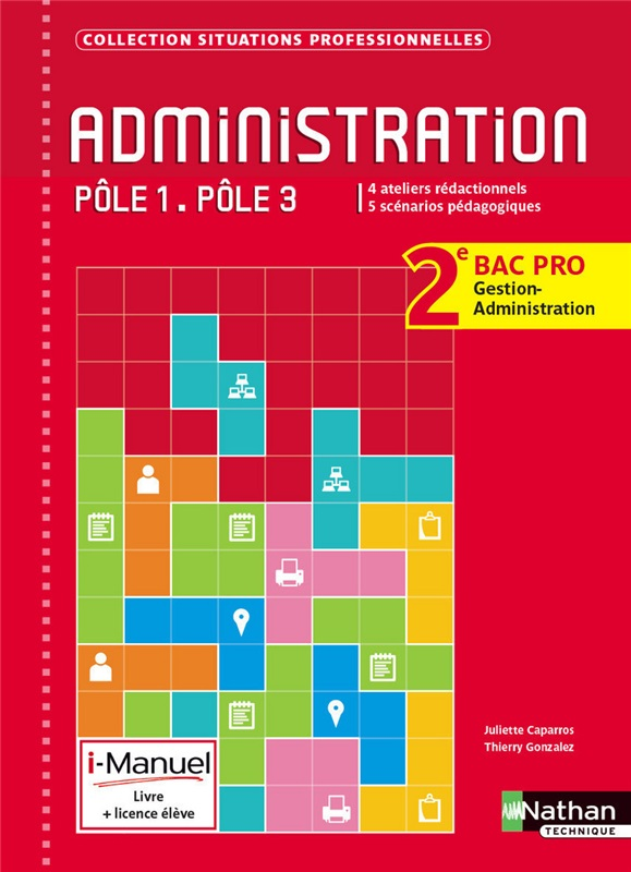 Bac Pro GA Administration Coll. Situations professionnelles