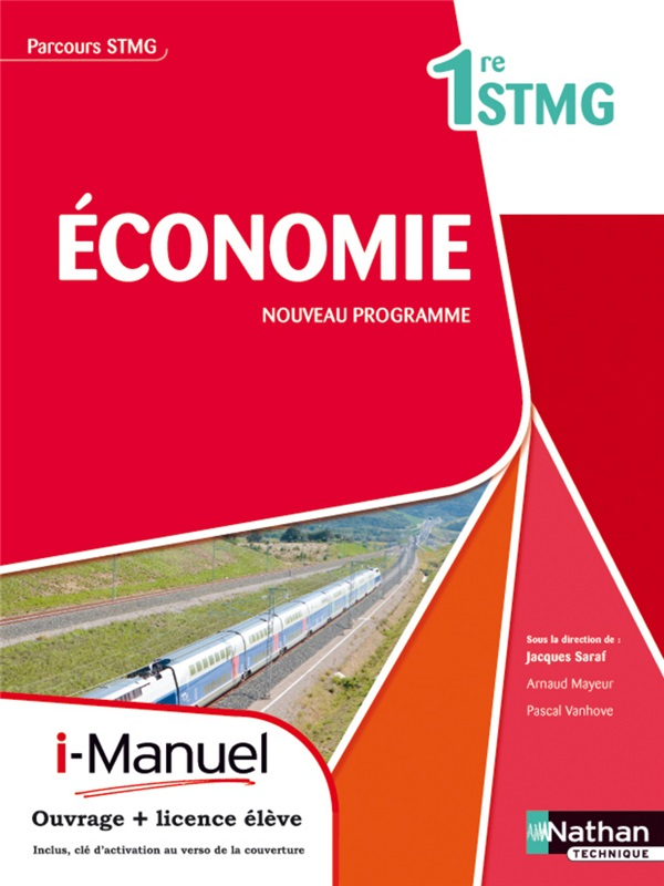 Bac STMG Economie Coll. Parcours STMG