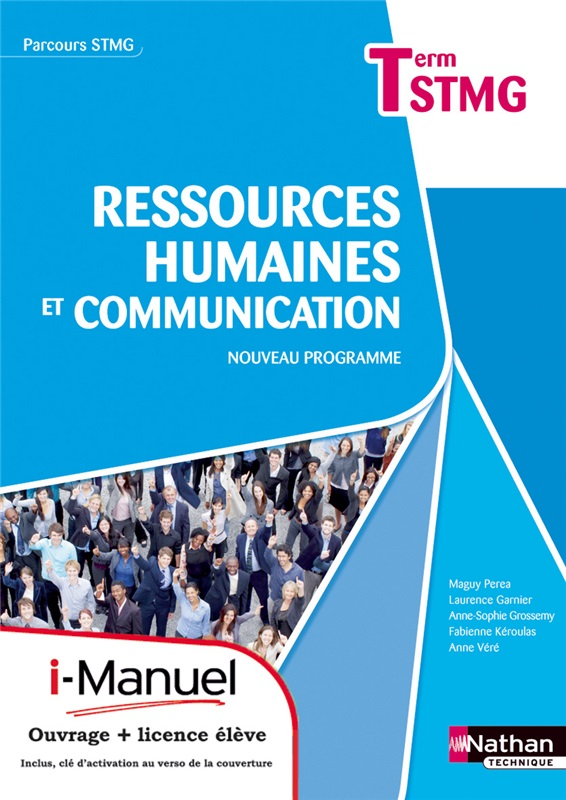 Bac STMG Ressources humaines et Communication Coll. Parcours STMG