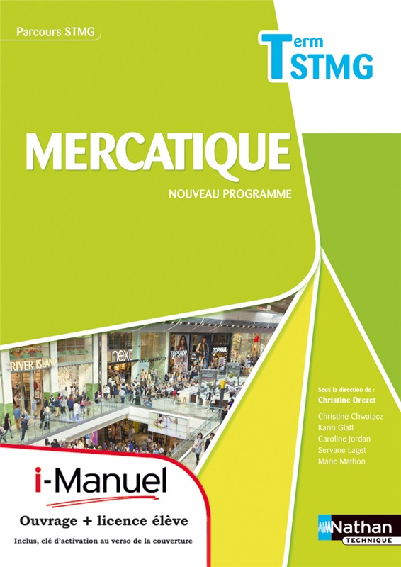 Bac STMG Mercatique Coll. Parcours STMG