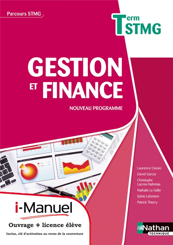 Bac STMG Gestion et Finance Coll. Parcours STMG