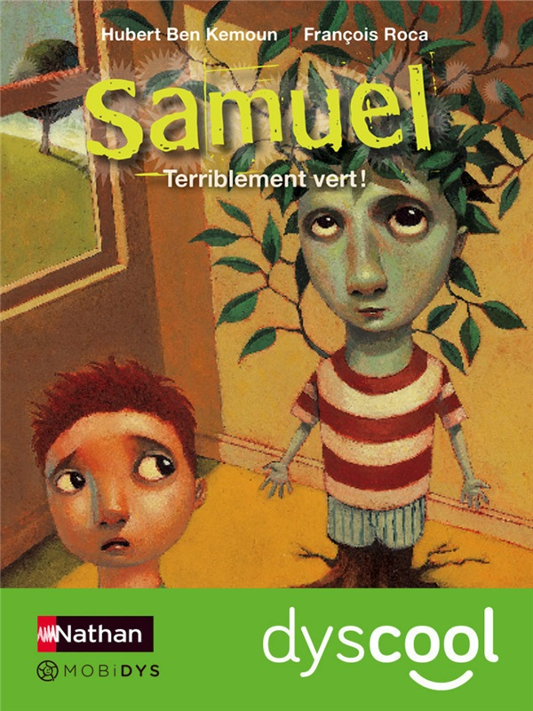 Samuel - Terriblement vert ! - accessible DYS